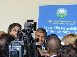Forum Stampa Cattolica 0292007-Pecoraro Scanio